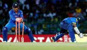 Virat Kohli's 30th century to MS Dhoni's 100th stumpings: 7 'stunning' records that were made during Ind vs SL 5th ODI