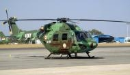Dhruv helicopter crashes in Ladakh, all crew members safe