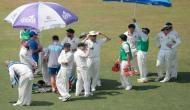 बांग्लादेश: आस्ट्रेलियाई टीम की बस पर पत्थर से हुआ हमला, बढ़ाई गई सुरक्षा