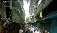 Kolkata building collapse: One dead, two injured in Burrabazar