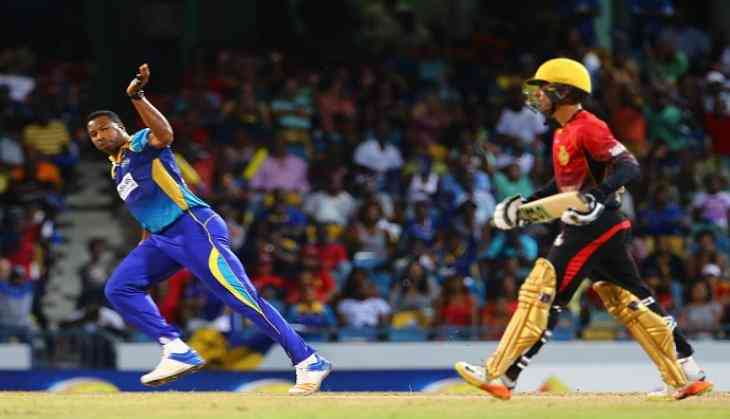 Kieron Pollard condemned for bowling no-ball to deny batsman his century