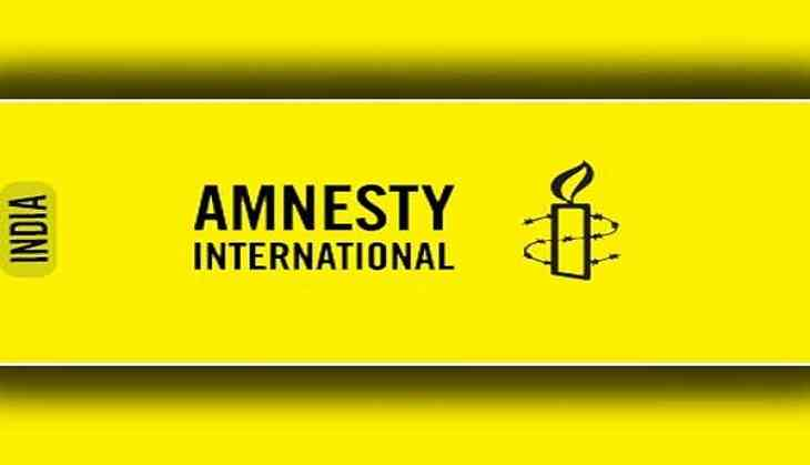 ED conducts searches at Amnesty International office in