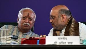 BJP slams Mamata govt after Bengal PWD blocks Amit Shah, Bhagwat events