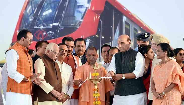 Sorry BJP & SP, it doesn't matter who started it – but the Lucknow Metro is already not working