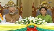Will ensure terror doesn't take roots in Myanmar: Suu Kyi tells Prime Minister Modi
