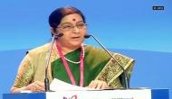 India seeks to achieve bilateral trade target of 30 bn USD with Russian Far East by 2025: Sushma Swaraj