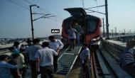 पहले दिन ही लखनऊ मेट्रो ने दिया धोखा, 2 घंटे बाद इमरजेंसी गेट से निकले यात्री