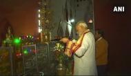 म्यांमार : पीएम मोदी ने प्राचीन बौद्ध मंदिर के किए दर्शन