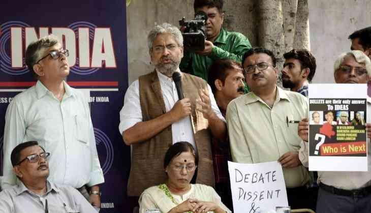 India's journalists speak up at Delhi's Press Club post Gauri Lankesh's murder