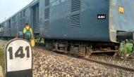 UP: 7 coaches of Shaktikunj Express in Sonbhadra