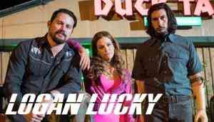 Logan Lucky movie review: An Ocean's 11 for Trump's America