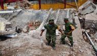 मैक्सिको: तस्वीरों में देखिए 100 साल के सबसे बड़े भूकंप का खौफनाक मंजर