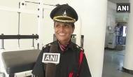 Col. Santosh Mahadik's wife commissioned as Lieutenant