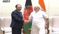 PM Modi reiterates India's strong support to Afghanistan in fighting terrorism