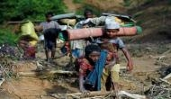 Rohingya refugees in B'desh suffer from lack of food, medicines, clean water