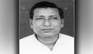 Former Odisha health minister Syed Mustafiz Ahmed passes away