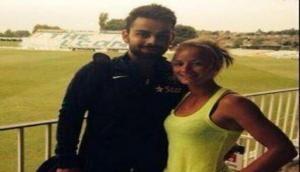 Virat Kohli's gift to English female cricketer gets her trolled for misspelling Indian skipper's name