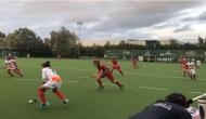 Indian eves play out 2-2 draw against Belgium junior men's team