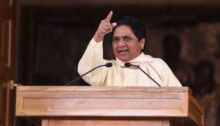 Mayawati to address rallies every month, may appoint nephew Akash as heir
