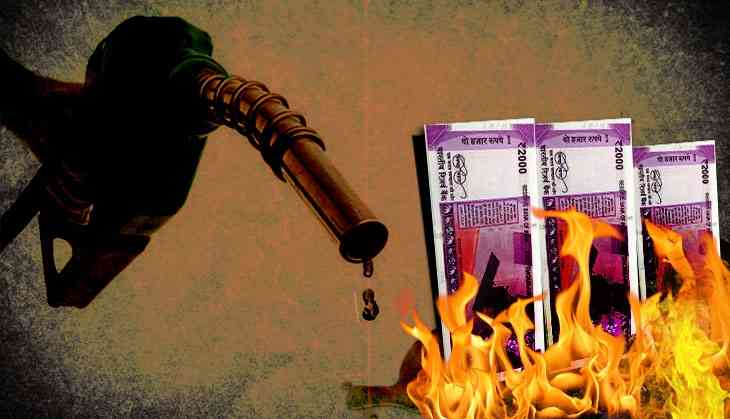 Why should you pay Rs 79 for that litre of petrol which costs the govt Rs 31?