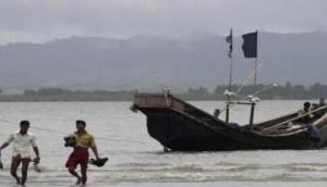 Shocking! Five Indian fishermen arrested for fishing in the Sri Lankan territory