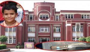 CCTV फुटेज में दिखा प्रद्युम्न की मौत का मंजर, आखिरी सांस तक किया मौत से सामना