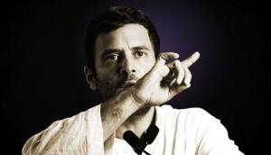 Combative yet self-critical Rahul Gandhi takes on Modi in Berkeley. BJP rattled