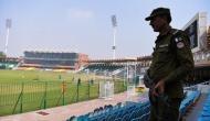 'पाकिस्तान में खिलाड़ियों को मिल रही हैं राष्ट्रपति जैसी सुरक्षा'