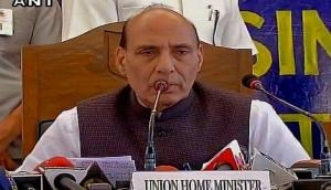 Rohingyas illegal immigrants, not refugees: Rajnath Singh
