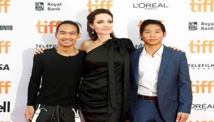 Maddox Jolie-Pitt, his 1st interview :