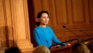 Aung San Suu Kyi says handling of Rohingya could have been better
