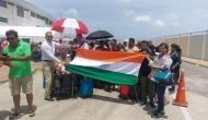 'इरमा' तूफान से प्रभावित सिंट मार्टेन से 100 से ज्यादा भारतीयों का हुआ रेस्क्यू