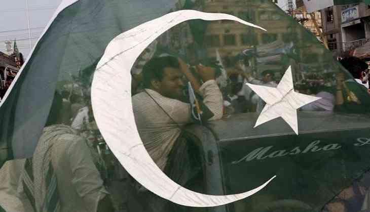 Meeting between Pak envoy and Swaraj was 'customary': Islamabad