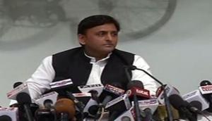 BJP using EVMs to suppress voice of opposition: Akhilesh Yadev