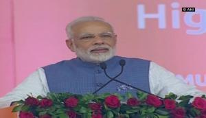 Wishes pour in for PM Modi as he turns 67, Sardar Sarovar Dam on agenda today