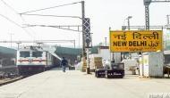 Last coach of Jammu Rajdhani Express derails at New Delhi Railway Station