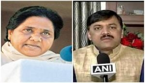 BJP slams Mayawati over Rohingyas, says India can't allow security situation to suffer