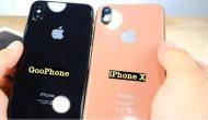 iPhone X के बाजार में आने से पहले ही 6,500 रुपये में आ गई इसकी चाइनीज कॉपी