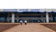 Karnataka: Civil Aviation Minister inaugurates new terminal of Sambra Belagavi Airport