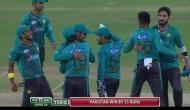 Sarfraz-led Pakistan team beat World XI by 33 runs, seal Independence Cup 2017