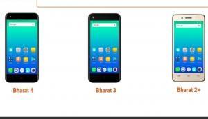 Micromax ने लॉन्च किए Bharat सिरीज के तीन सस्ते स्मार्टफोन