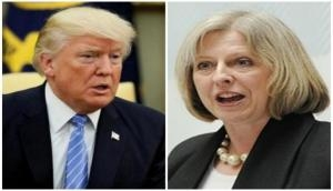 London terror attack: Donald Trump invites ire of Theresa May for his remarks