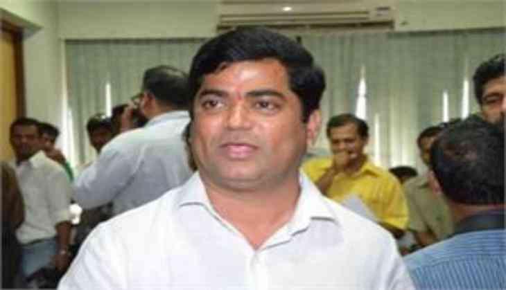 Goa Congress MLA Chandrakant Kavlekar, wife booked for disproportionate assets
