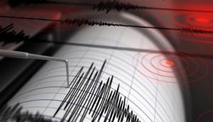 Earthquake strikes north Gujarat, Rajasthan; measures 4.3 on Richter scale