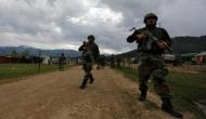 J-K: Arms, ammunition recovered from Hajin encounter site