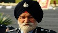अंतिम सफर पर निकले वायुसेना मार्शल अर्जन सिंह, राष्ट्रपति, रक्षामंत्री ने दी श्रद्धांजलि