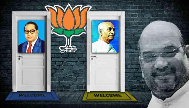 Have forthcoming Gujarat polls compelled Amit Shah to invoke Ambedkar?