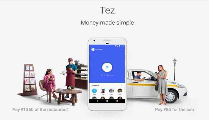 Google goes the BHIM way, debuts payment app Tez