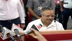 Chhattisgarh CM Raman Singh inaugurates Jan Samvad Center meant for feedback on government policies