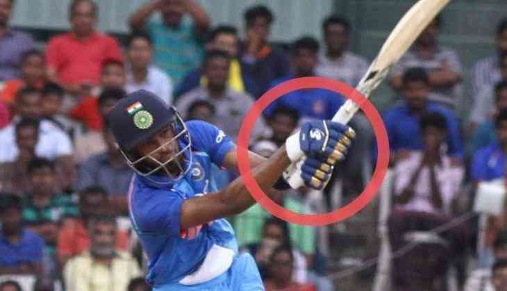 Hardik leads India to victory in Chennai